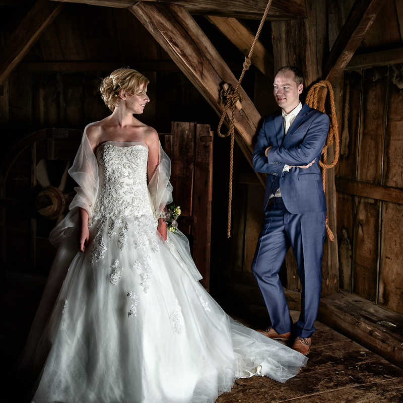 bruidsreportage Pelmolen Rijssen