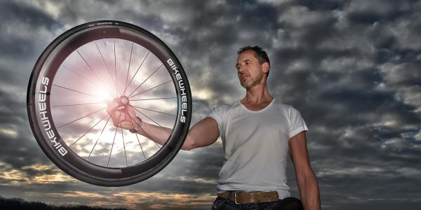 bedrijfsfoto's voor bikewheels