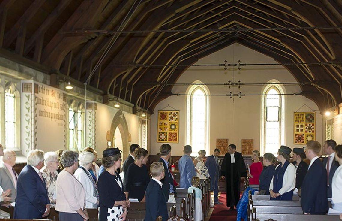 kapel Weldam trouwen